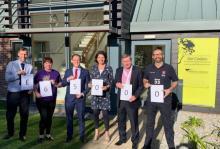 Griffin Chapman Colchester Half Marathon 2019 Raises £65k For Charity