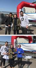 Colchester Half Marathon 2019 Winners' Presentation